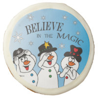 Believe in the Magic | Christmas Sugar Cookie