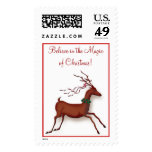 Believe in the Magic of Christmas! Postage
