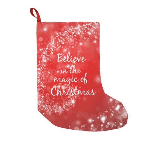 Believe in the magic of christmas quote small
