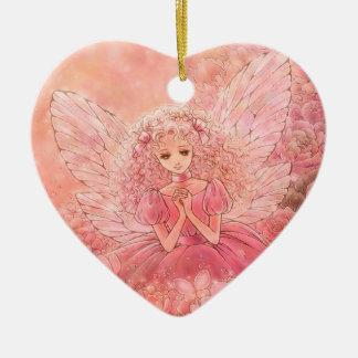 Believe in Tomorrow Heart Ornament