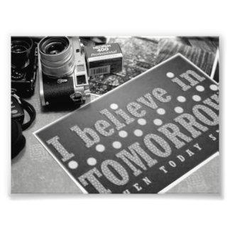Believe in Tomorrow Photo