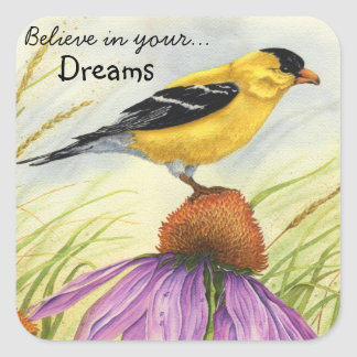 Believe in Your Dreams - Stickers
