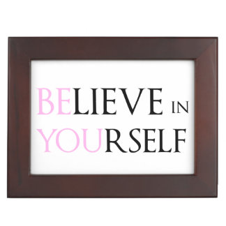 Believe in Yourself - be You motivation quote meme Memory Box