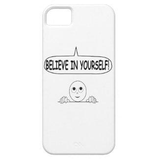 Believe In Yourself iPhone 5 Cases