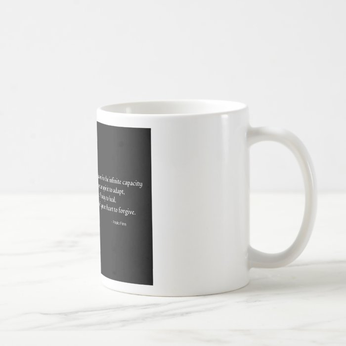 Believe in yourself... coffee mug