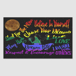 Believe in yourself Dream love  sticker