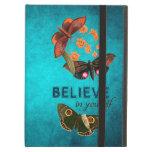 Believe In Yourself iPad Folio Case