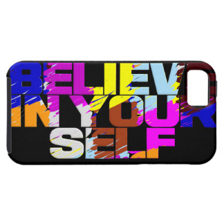 Believe in Yourself iPhone 5 Case-Mate