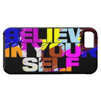 Believe in Yourself iPhone 5 Case-Mate iPhone SE/5/5s Case