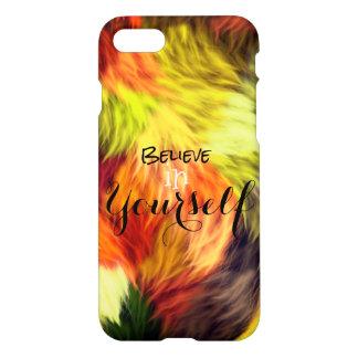 Believe in Yourself iPhone 8/7 Case