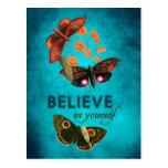 Believe In Yourself Postcard