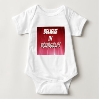 Believe in Yourself-products. Baby Bodysuit