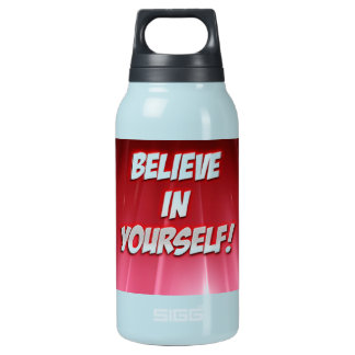 Believe in Yourself-products. Insulated Water Bottle
