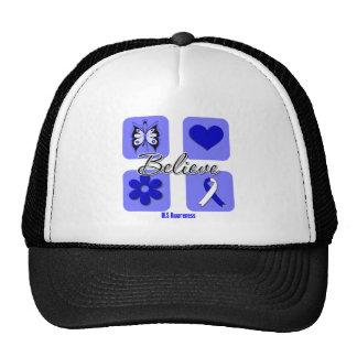Believe Inspirations ALS Disease Awareness Trucker Hat