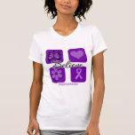 Believe Inspirations Leiomyosarcoma Tee Shirt