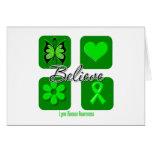 Believe Inspirations Lyme Disease Greeting Card