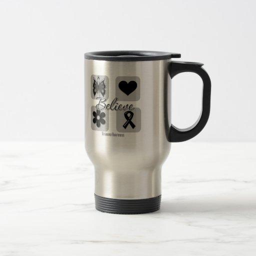 Believe Inspirations Melanoma Mugs