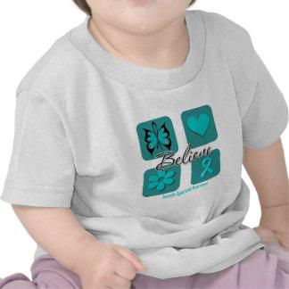Believe Inspirations Tourette Syndrome Shirt