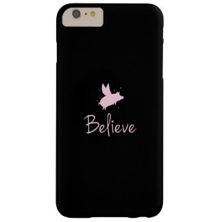 believe-iPhone case Barely There iPhone 6 Plus Case