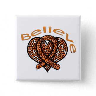 Believe Leukemmia button