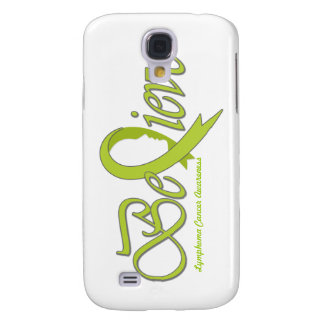"Believe ""lime - Gift Items"" Samsung Galaxy S4 Case"