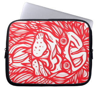Believe Lively Heavenly Excellent Laptop Sleeve