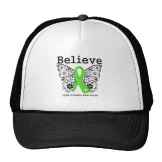 Believe Lyme Disease Awareness Trucker Hat