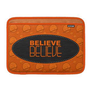 """Believe MacBook Air 11"""" Sleeve"""