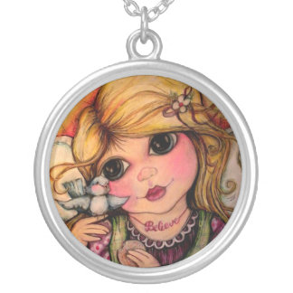 Believe - Magical Fairy Moment Necklace