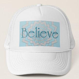 Believe Mandala Trucker Hat