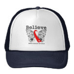 Believe MDS Awareness Trucker Hat