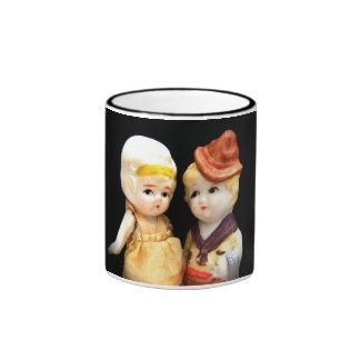 Believe Me When I Say I Only Have Eyes For You Ringer Mug