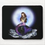 Believe Mermaid Mousepad