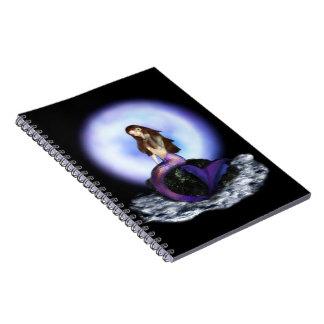 Believe Mermaid Notebook