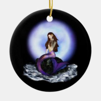 Believe Mermaid Ornament