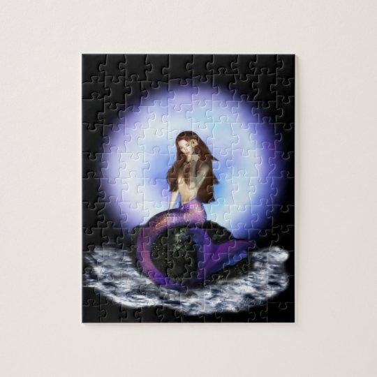 Believe Mermaid Puzzle