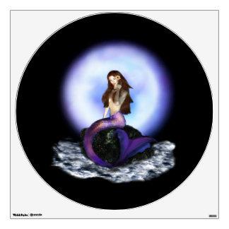 Believe Mermaid Wall Decal