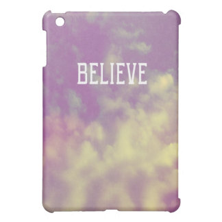 Believe Mini iPad Case