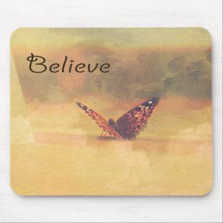 Believe *mousepad* mouse pad