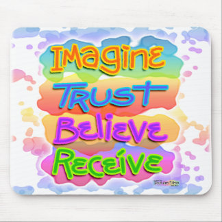 Believe Mousepads