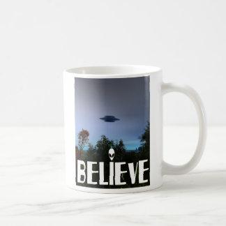 BELIEVE Mug