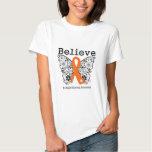 Believe Multiple Sclerosis T Shirt