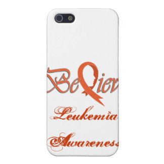 "Believe ""Orange Gift Items"" iPhone SE/5/5s Cover"