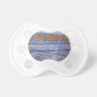believe pacifier