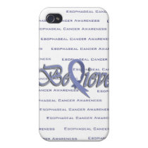 """Believe """"Periwinkle Accessories"""" iPhone 4 Cover"""