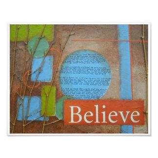 Believe Photo Art
