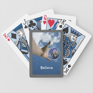 Believe Poker Playing Cards