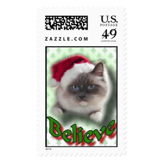 Believe! Postage Stamps