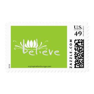 Believe Postage