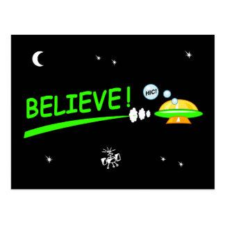 Believe! Postcards